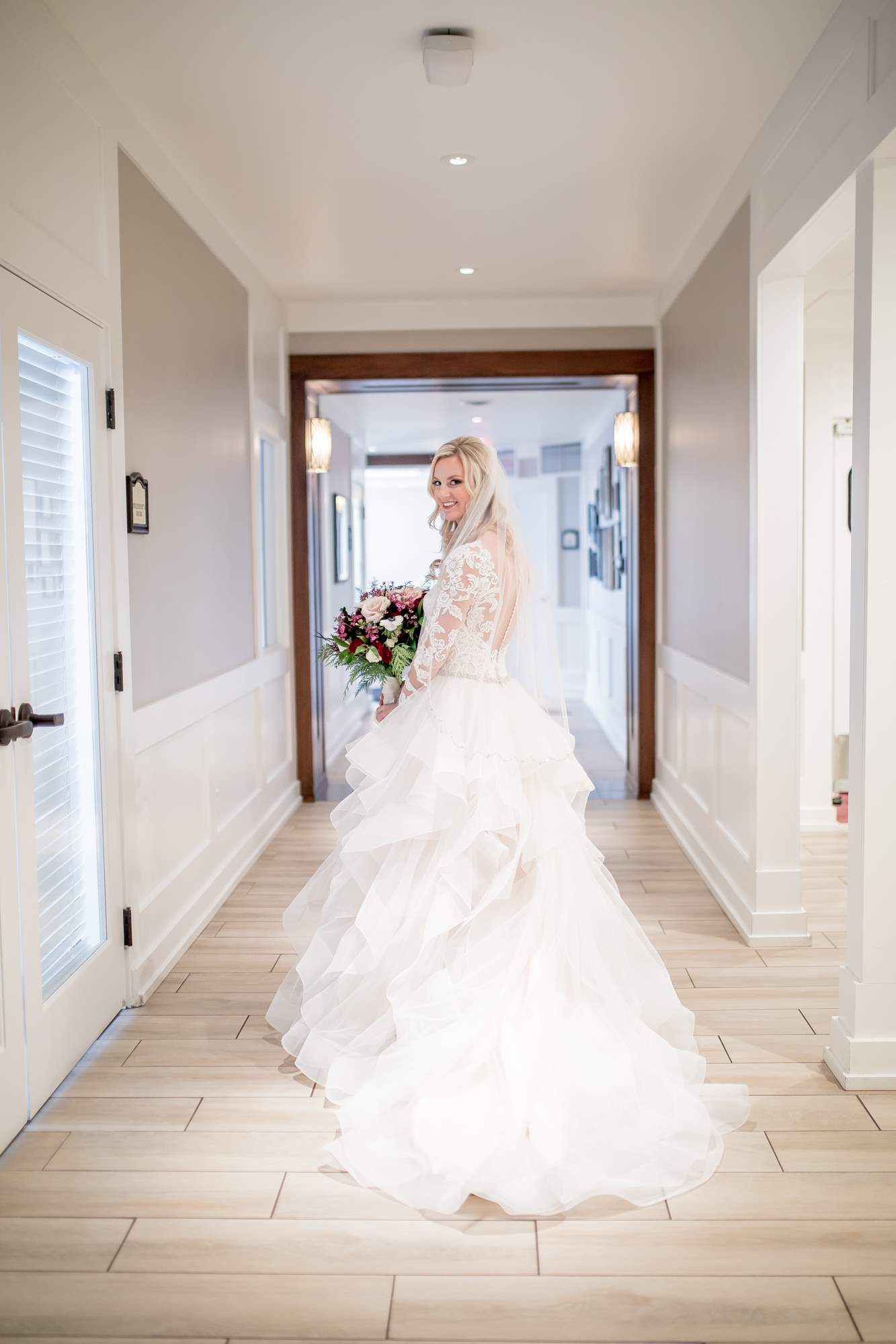 Rockford Michigan Wedding, Winter Wedding, Christina Leskovar Photography-34